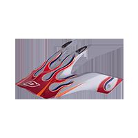 Spare Visor 907 Torch Helmet - bike´n soul shop saalbach hinterglemm