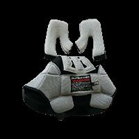 Liner & Cheekpads ROCKHARD MX Helmet XS - bike´n soul Shop