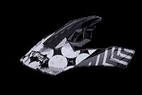 Spare Visor 810 Mayhem Helmet white - bike´n soul shop saalbach hinterglemm