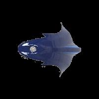 Spare Fin 908 Helmet solid white - bike´n soul shop saalbach hinterglemm