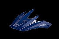 Spare Visor 511 Helmet blue/white - bike´n soul shop saalbach hinterglemm