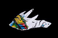 Spare Visor 511 Helmet VILLAIN - bike´n soul shop saalbach hinterglemm