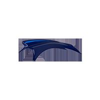 Spare Fin 908 Scorch Helmet blue - bike´n soul shop saalbach hinterglemm