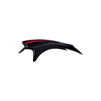 Spare Fin 908 Scorch Helmet red - bike´n soul shop saalbach hinterglemm