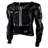 UNDERDOG III Protector Jacket CE Youth black M - bike´n soul shop saalbach hinterglemm