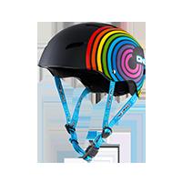 Dirt Lid Youth Helmet Rainbow Multi S (47-48cm) - Rennrad kaufen & Mountainbike kaufen - bikecenter.de
