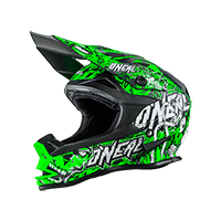 7Series Helmet Evo MENACE neon green XS (53/54cm) - bike´n soul shop saalbach hinterglemm