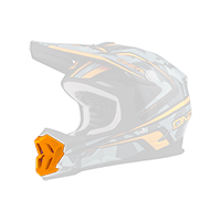 Spare Mouthpiece 7Series Helmet 2011 - 2015 orange - bike´n soul shop saalbach hinterglemm