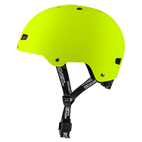 Dirt Lid ZF Helmet MATTE neon yellow M/56-L/58 - bike´n soul Shop