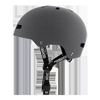 Dirt Lid ZF Helmet BONES gray L/58-XL/60 - Pulsschlag Bike+Sport