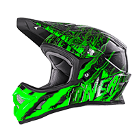 3Series Youth Helmet MERCURY black/green S (47/48cm) - bike´n soul shop saalbach hinterglemm