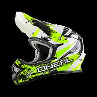 Spare Visor 3Series Helmet SHOCKER black/neon yellow - bike´n soul shop saalbach hinterglemm