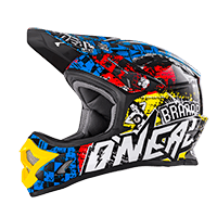 3Series Helmet WILD black/multi XS (53/54cm) - bike´n soul shop saalbach hinterglemm