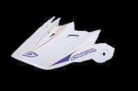 Spare Visor Airtech helmet white/gold - bike´n soul shop saalbach hinterglemm