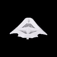 Spare Mouthpiece 8Series Helmet white - bike´n soul shop saalbach hinterglemm