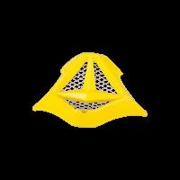 Spare Mouthpiece 8Series Helmet yellow - bike´n soul shop saalbach hinterglemm