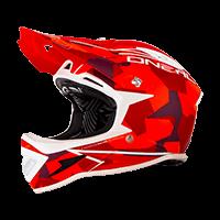 Warp Fidlock Helmet EDGY CAMO red XL (61/62cm) - bike´n soul Shop