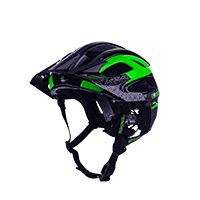 Orbiter II Helmet black/green XS/S (53-56cm) - bike´n soul Shop
