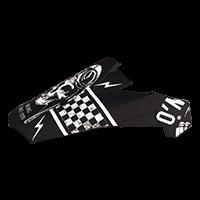 Spare Visor 5Series PISTONS Helmet black/white - bike´n soul Shop