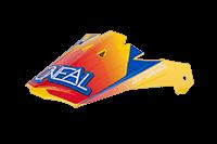 Spare Visor 5Series Race Helmet yellow - bike´n soul shop saalbach hinterglemm