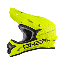 3Series Helmet FLAT hi-viz XS (53/54 cm) - bike´n soul Shop