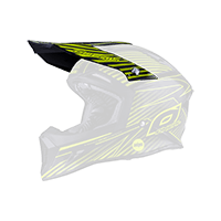 Spare Visor 10Series MIPS neon yellow - bike´n soul shop saalbach hinterglemm