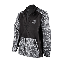 Shore II Rain Jacket black/gray S - bike´n soul shop saalbach hinterglemm
