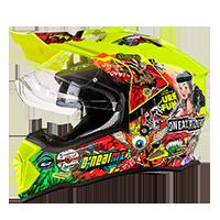 Sierra II Helmet CRANK XS (53/54cm) - bike´n soul shop saalbach hinterglemm