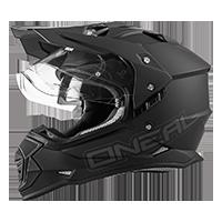 Sierra II Helmet FLAT black XS (53/54cm) - bike´n soul shop saalbach hinterglemm