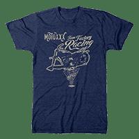 Moto XXX T-Shirts PRE-MIX blue M - Pulsschlag Bike+Sport
