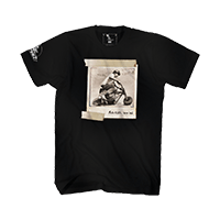 Moto XXX T-Shirts BAD KID black S - bike´n soul Shop
