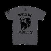 Moto XXX T-Shirts MFG gray S - bike´n soul shop saalbach hinterglemm