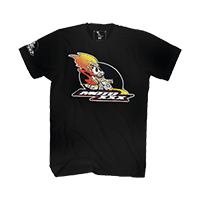 Moto XXX T-Shirts OG CHARACTER black S - bike´n soul Shop