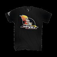 Moto XXX T-Shirts OG CHARACTER black S - Pulsschlag Bike+Sport
