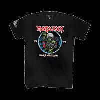 Moto XXX T-Shirts WORLD TOUR black S - Pulsschlag Bike+Sport