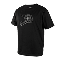 Pilot T-Shirt black S - bike´n soul shop saalbach hinterglemm