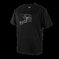 Pilot T-Shirt black XL - bike´n soul shop saalbach hinterglemm