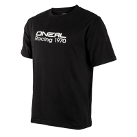 Racing T-Shirt black S - bike´n soul shop saalbach hinterglemm