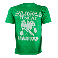 Christmas T-Shirt green XXL - bike´n soul Shop