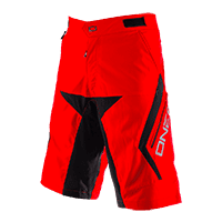 Rockstacker Short red 28/44 - bike´n soul shop saalbach hinterglemm