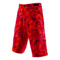 Slickrock Short CAMOUFLAGE red 28/44 - bike´n soul shop saalbach hinterglemm