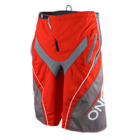 ELEMENT FR Short BLOCKER red/gray 28/44 - bike´n soul shop saalbach hinterglemm