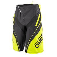 ELEMENT FR Short BLOCKER black/hi-viz 30/46 - bike´n soul shop saalbach hinterglemm