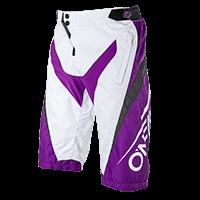 ELEMENT FR Shorts BLOCKER white/purple 34/50 - Pulsschlag Bike+Sport