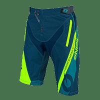 ELEMENT FR Shorts HYBRID green 28/44 - Pulsschlag Bike+Sport