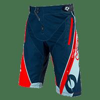 ELEMENT FR Shorts HYBRID red 28/44 - Pulsschlag Bike+Sport