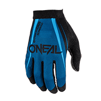 AMX Glove BLOCKER black/blue S/8 - bike´n soul shop saalbach hinterglemm