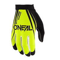AMX Glove BLOCKER black/neon yellow S/8 - bike´n soul shop saalbach hinterglemm