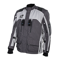 Baja Racing Enduro Moveo Jacket gray L - Pulsschlag Bike+Sport