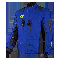 Baja Racing Enduro Moveo Jacket blue L - Pulsschlag Bike+Sport